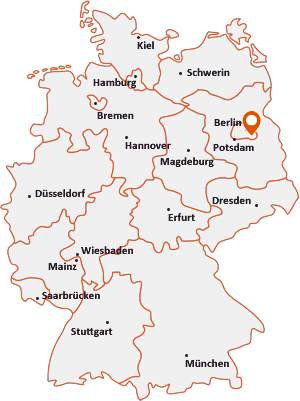 Wo liegt Berlin-Grünau