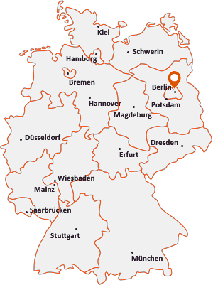 Wo liegt Berlin-Blankenfelde
