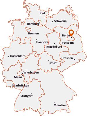 Wo liegt Berlin-Niederschönhausen