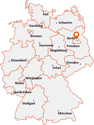 Wo liegt Berlin-Waidmannslust