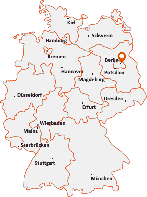 Wo liegt Berlin-Lichtenberg