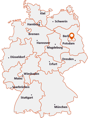 Wo liegt Berlin-Marienfelde