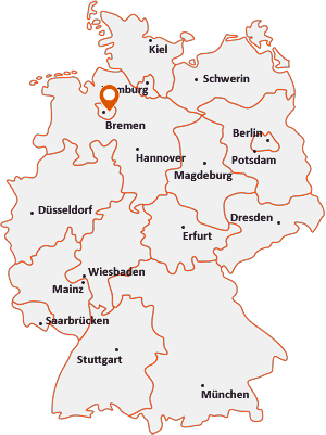 Wo liegt Bremen-Osterholz