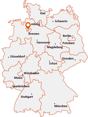 Wo liegt Bremen-Findorff