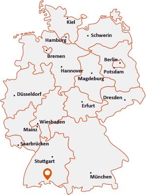 Wo liegt Aach (Hegau)