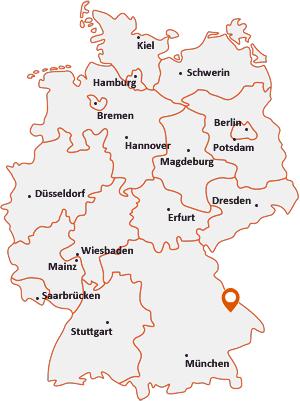 Wo liegt Achslach