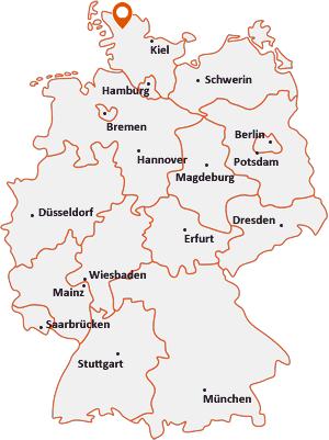 Wo liegt Ahrenviölfeld