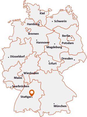 Wo liegt Altenriet