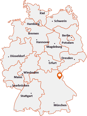Wo liegt Altenstadt an der Waldnaab