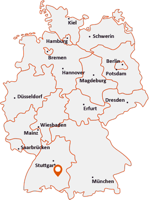 Wo liegt Altheim bei Riedlingen