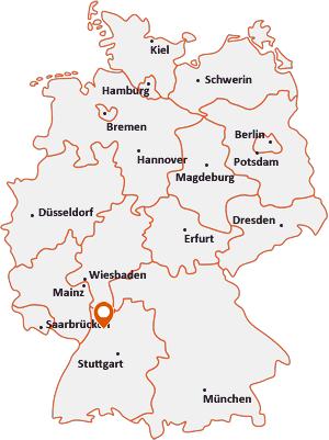 Wo liegt Angelbachtal