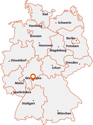 Wo liegt Aschaffenburg