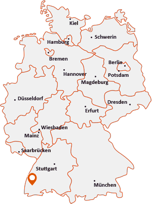 Wo liegt Au (Breisgau)