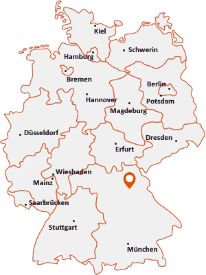 Wo liegt Auerbach in der Oberpfalz