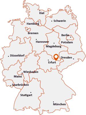 Wo liegt Bad Klosterlausnitz