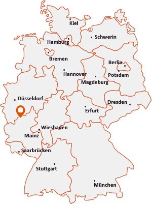 Wo liegt Bad Neuenahr-Ahrweiler