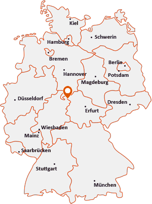 Wo liegt Bad Sooden-Allendorf