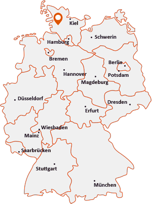 Wo liegt Bendorf (Holstein)