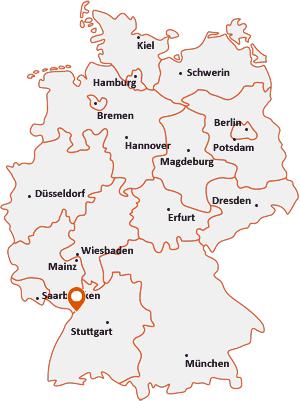 Wo liegt Berg (Pfalz)
