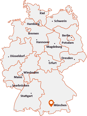 Wo liegt Bernried am Starnberger See
