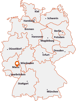 Wo liegt Biebelsheim