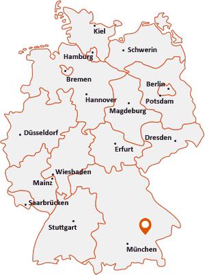 Wo liegt Bodenkirchen