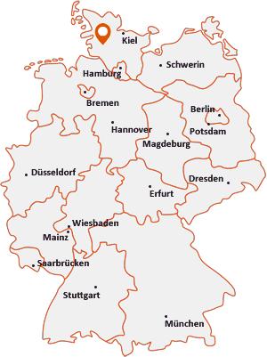 Wo liegt Bokhorst