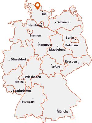 Wo liegt Brekendorf