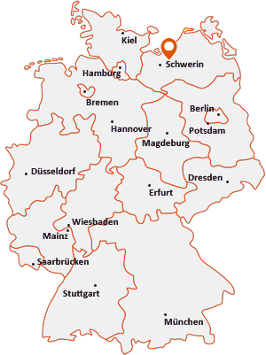 Wo liegt Brüel