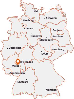 Wo liegt Bubenheim (Rheinhessen)