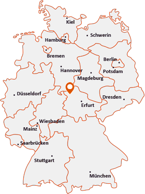 Wo liegt Büttstedt