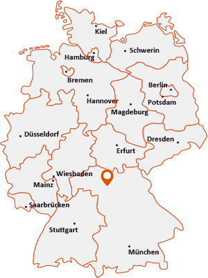 Wo liegt Burgwindheim