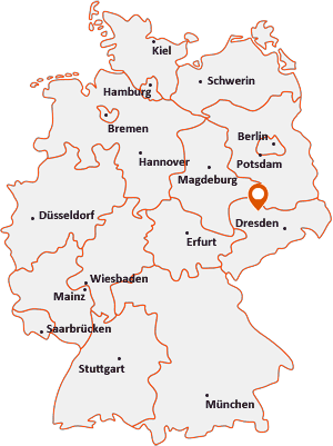 Wo liegt Dahlen