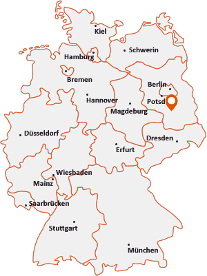 Wo liegt Dahmetal