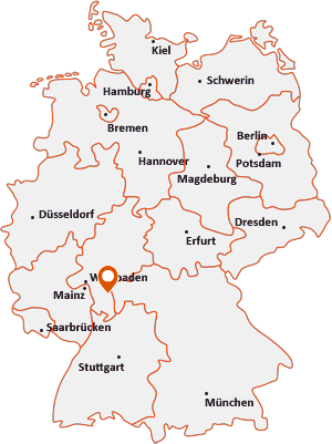 Wo liegt Dieburg
