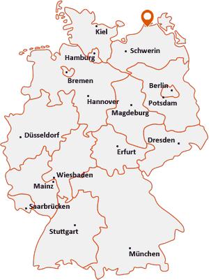 Wo liegt Dierhagen