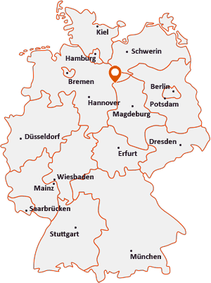 Wo liegt Diesdorf