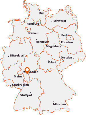 Wo liegt Dietzenbach
