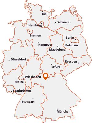 Wo liegt Donnersdorf