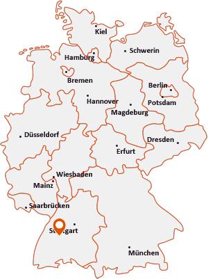 Wo liegt Dornstetten