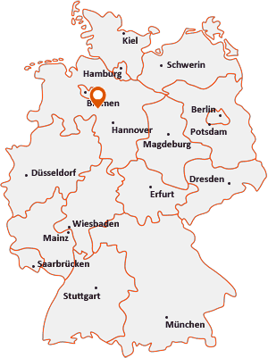 Wo liegt Drakenburg