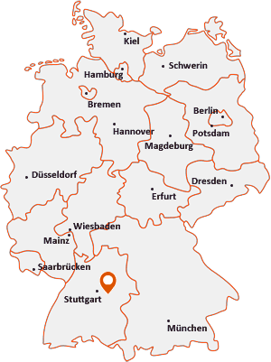 Wo liegt Ebersbach an der Fils