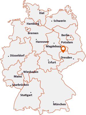 Wo liegt Eilenburg