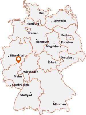 Wo liegt Elben