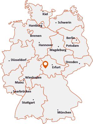 Wo liegt Fambach