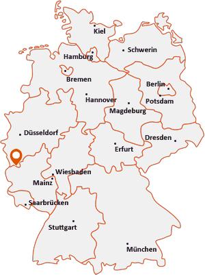 Wo liegt Feusdorf