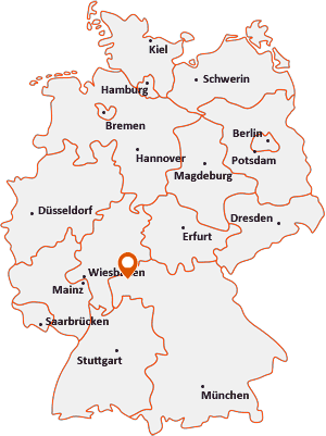 Wo liegt Frammersbach