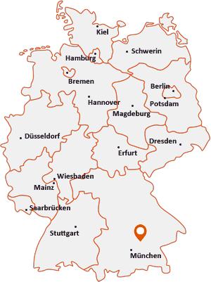 Wo liegt Fraunberg