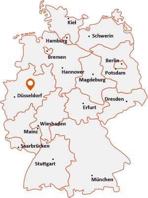Wo liegt Fröndenberg/Ruhr