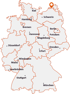 Wo liegt Fuhlendorf (Vorpommern)